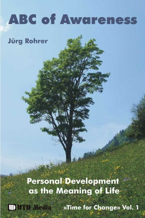 Book about personal growth, meaning of life, harmony